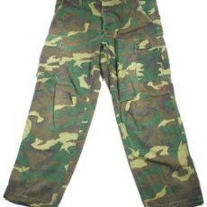 Militaria: PANTALONES PARA JUNGLA, 3º MODELO, CAMUFLAJE WOOLAND. USA, VIETNAM Y POSTERIOR. Lote 43984984