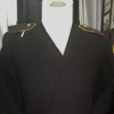 Militaria: CHAQUETA ORIGINAL EN LANA DE LOS CAMISAS NEGRAS FASCISTAS ITALIANOS. Lote 44126026