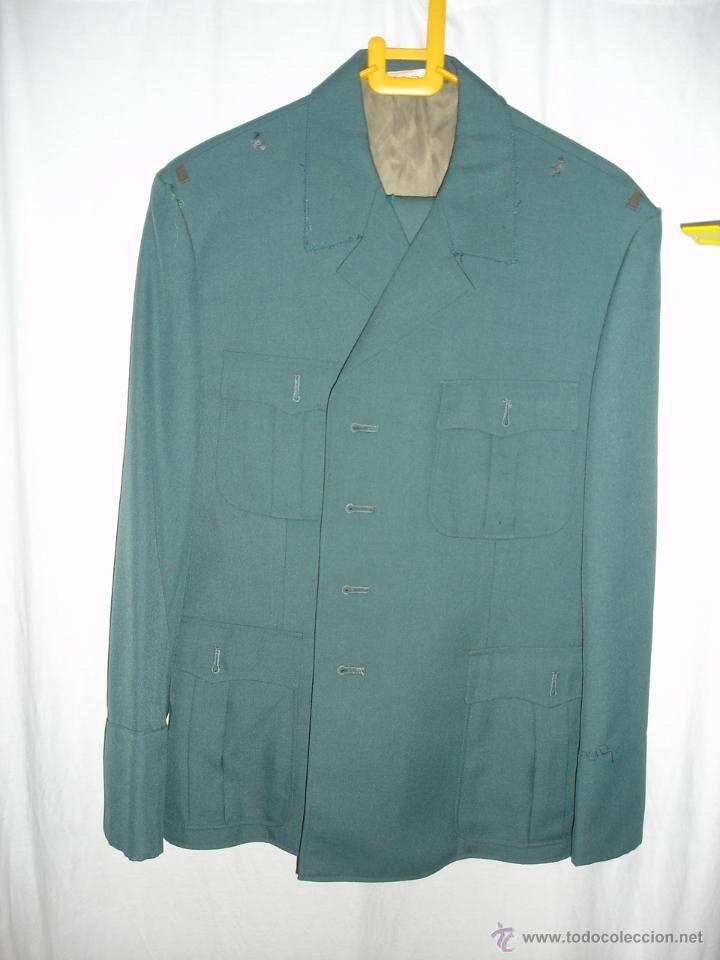 CHAQUETA DE POLICIA ALEMANA, TALLA 56 XL (Militar - Uniformes Extranjeros )