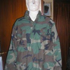 Militaria: US MARINES Y ARMY. CHAQUETON WOODLAND. Lote 45424853