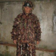 Militaria: TRAJE MILITAR CAMO, TALLA XL. Lote 45625995