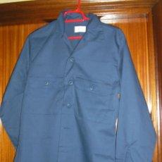 Militaria: US NAVY. CAMISOLA DE FAENA AZUL. . Lote 45749362