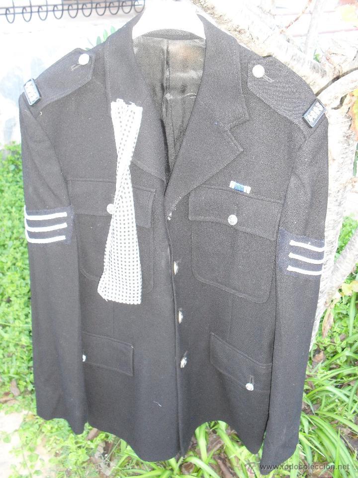 UNIFORME DE POLICIA LANCASHIRE (Militar - Uniformes Extranjeros )