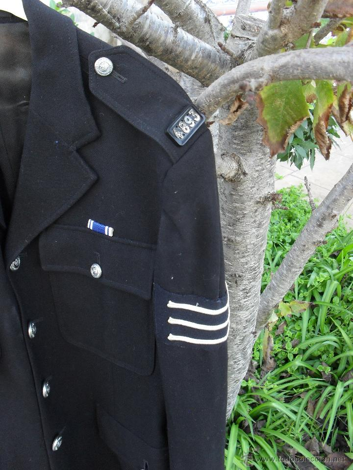 Militaria: UNIFORME DE POLICIA LANCASHIRE - Foto 2 - 46652824
