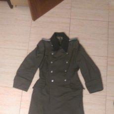 Militaria: ABRIGO NVA EJERCITO DE LA DDR SIMILAR WEHRMACHT. PRIMERA EPOCA.. Lote 47113838