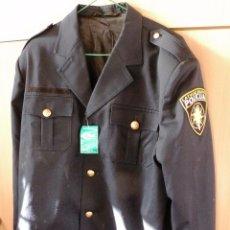 Militaria: UNIFORME DE POLICIA NACIONAL DE LETONIA. Lote 48465603