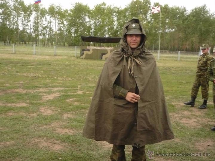 Militaria: Capo militar .URSS.Rusia hasta 1991 a - Foto 2 - 186449890
