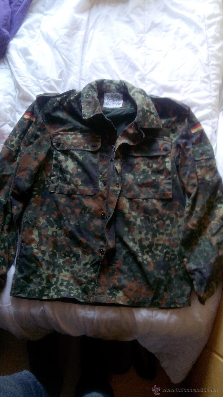 Militaria: Guerrera Alemana marca Walter en perfecto estado actual - Foto 4 - 48933073