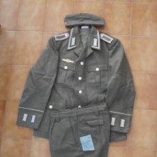 Militaria: UNIFORME DEL EJERCITO ALEMÁN TANQUISTA 7º DIVISIÓN ACORAZADA PANZER ALEMANIA ORIENTAL COMUNISTA DDR. Lote 48944343