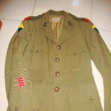 Militaria: GUERRERA DE OFICIAL SUDAFRICA SEGUNDA GUERRA MUNDIAL. Lote 49361082