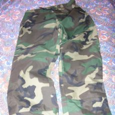 Militaria: US ARMY Y MARINES. CUBREPANTALON IMPERMEABLE. . Lote 49497494