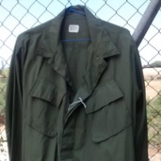 Militaria: CAMISOLA DE 4 BOLSILLOS USA, LARGE LONG DSA VIETNAM. Lote 50421929