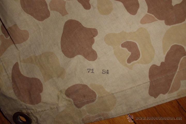 Militaria: Poncho americano de los Marines USMC,Corea - Foto 3 - 37062283