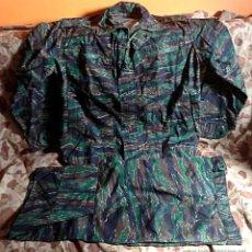 Militaria: UNIFORME CHINO CAMUFLAJE TIPO TIGER. Lote 51253116