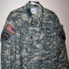 Militaria: GUERRERA COMBATE ACU US ARMY FUERZAS ESPECIALES AIRBORNE IRAQ SARGENTO. Lote 52536481