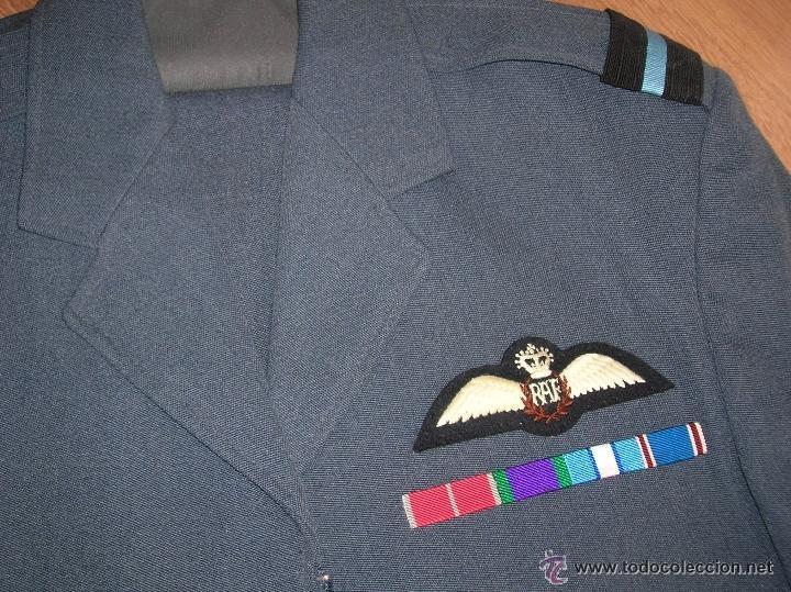 Militaria: UNIFORME DE GENERAL BRITANICO DE LA ROYAL AIR FORCE. AÑOS 70. RAF. - Foto 4 - 52540485