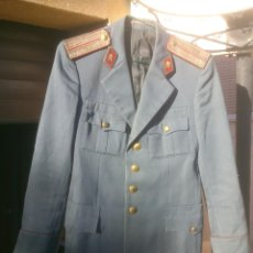 Militaria: CHAQUETA UNIFORME POLICIA BULGARIA. Lote 152971442