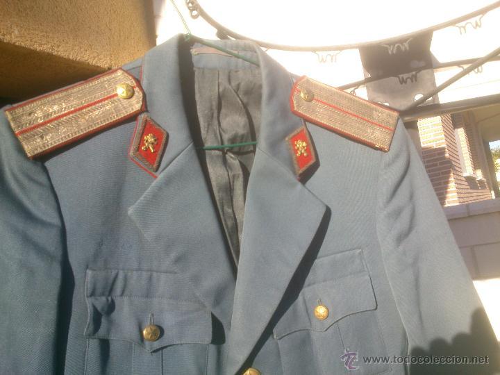 Militaria: CHAQUETA UNIFORME POLICIA BULGARIA - Foto 2 - 152971442