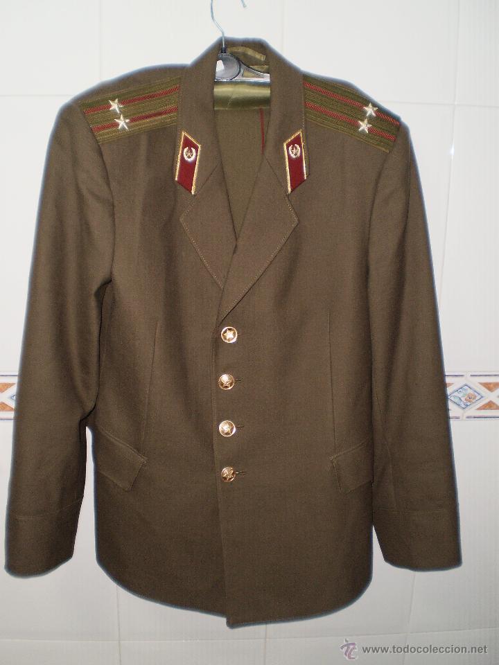 Chaqueta militar rusa