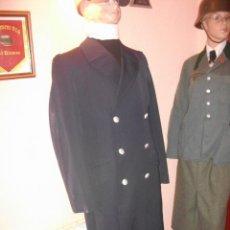 Militaria: CHAQUETON ORIGINAL LUFTWAFFE POST COLOR BLAUGRAU CON FORRO INTERIOR PERFECTO ESTADO TALLA L EUROPEA. Lote 53365478