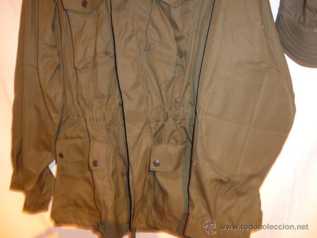 Militaria: Uniforme guerrera chaqueta de suboficial italiano, y gorra italiana, de Italia. - Foto 3 - 53451029
