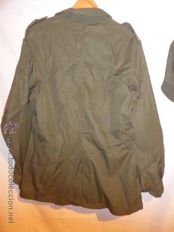 Militaria: Uniforme guerrera chaqueta de suboficial italiano, y gorra italiana, de Italia. - Foto 5 - 53451029