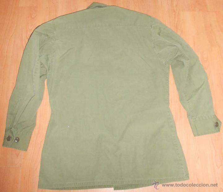 Militaria: camisa del teniente coronel kilgore, apocalypse now. talla L. Vietnam. Napalm - Foto 3 - 53616294