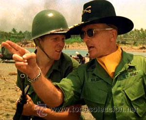 Militaria: camisa del teniente coronel kilgore, apocalypse now. talla L. Vietnam. Napalm - Foto 5 - 53616294