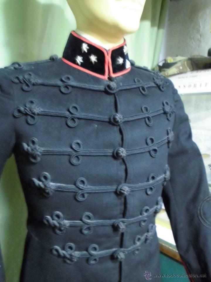 Militaria: muy antiguo uniforme de oficial de las colonias Holandesas - Foto 3 - 53647148