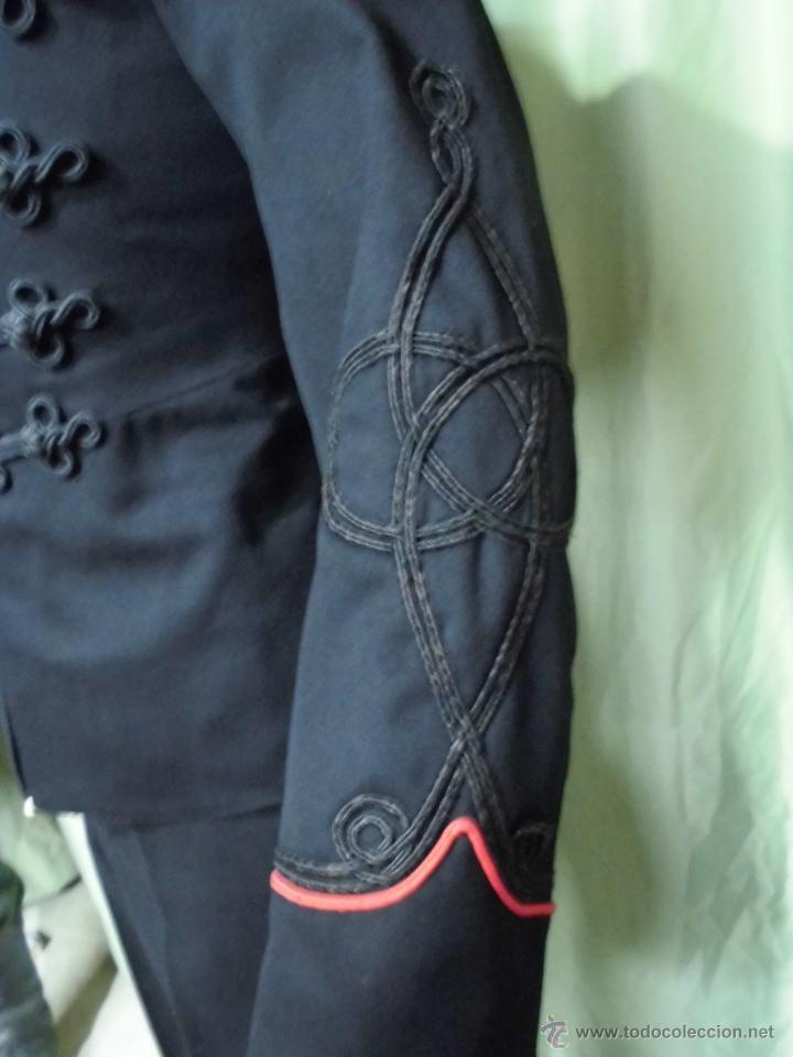 Militaria: muy antiguo uniforme de oficial de las colonias Holandesas - Foto 4 - 53647148