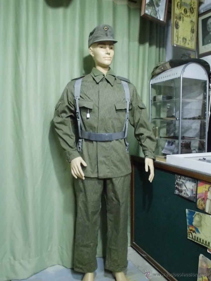UNIFORME ALEMAN NVA (Militar - Uniformes Extranjeros )