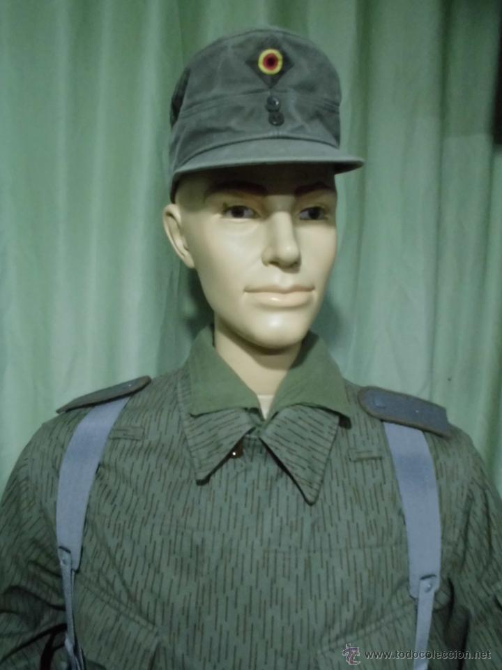 Militaria: UNIFORME ALEMAN NVA - Foto 2 - 53870988