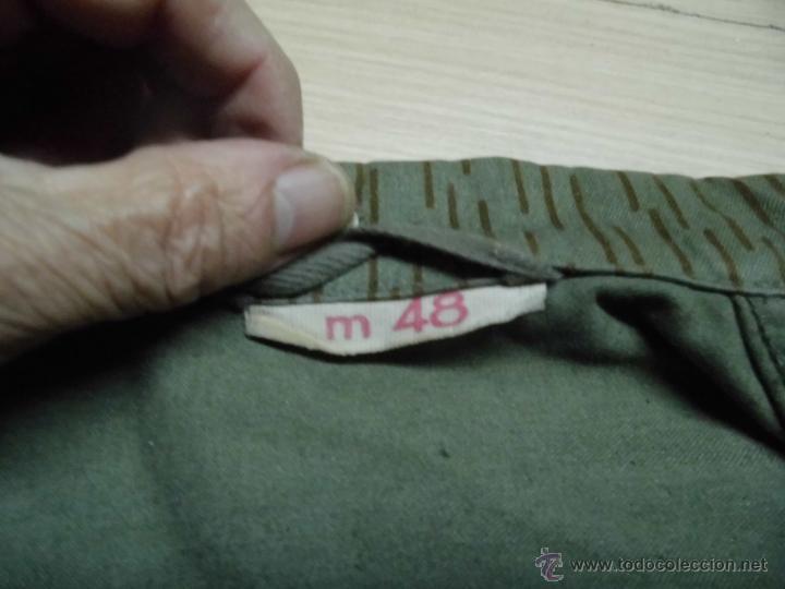 Militaria: UNIFORME ALEMAN NVA - Foto 11 - 53870988