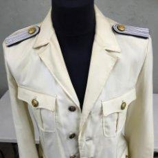Militaria: GUERRERA BLANCA DE GALA MARINA ALEMANA. Lote 53904363