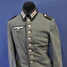 Militaria: ALEMANIA III REICH. WAFFENROCK DE INGENIEROS. 33 REGIMIENTO. TROPA.. Lote 54059253