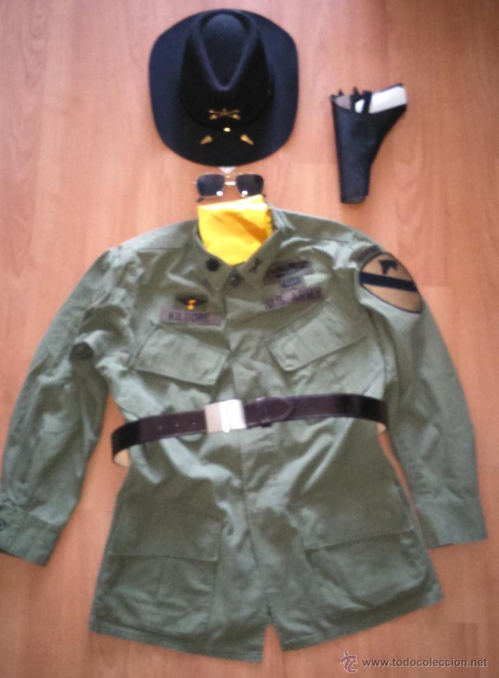 UNIFORME TENIENTE CORONEL KILGORE APOCALYPSE NOW VIETNAM. NAPALM (Militar - Uniformes Extranjeros )