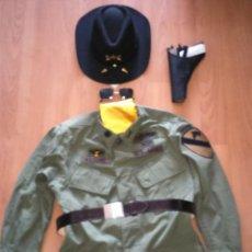 Militaria: UNIFORME TENIENTE CORONEL KILGORE APOCALYPSE NOW VIETNAM. NAPALM. Lote 54166736