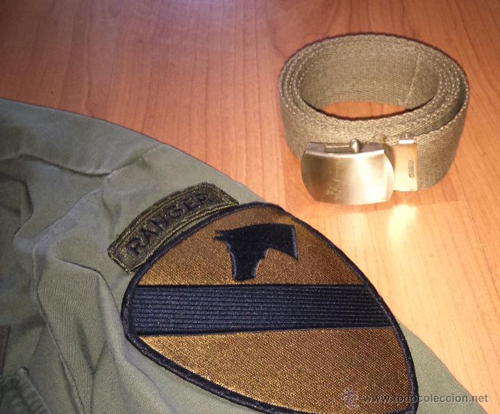 Militaria: uniforme teniente coronel KILGORE apocalypse now vietnam. napalm - Foto 4 - 54166736