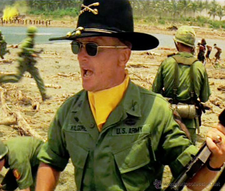 Militaria: uniforme teniente coronel KILGORE apocalypse now vietnam. napalm - Foto 5 - 54166736