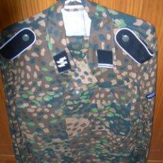 Militaria: UNIFORME CAMUFLAJE DOT-44 INFANTERIA WAFFEN SS. Lote 54593129
