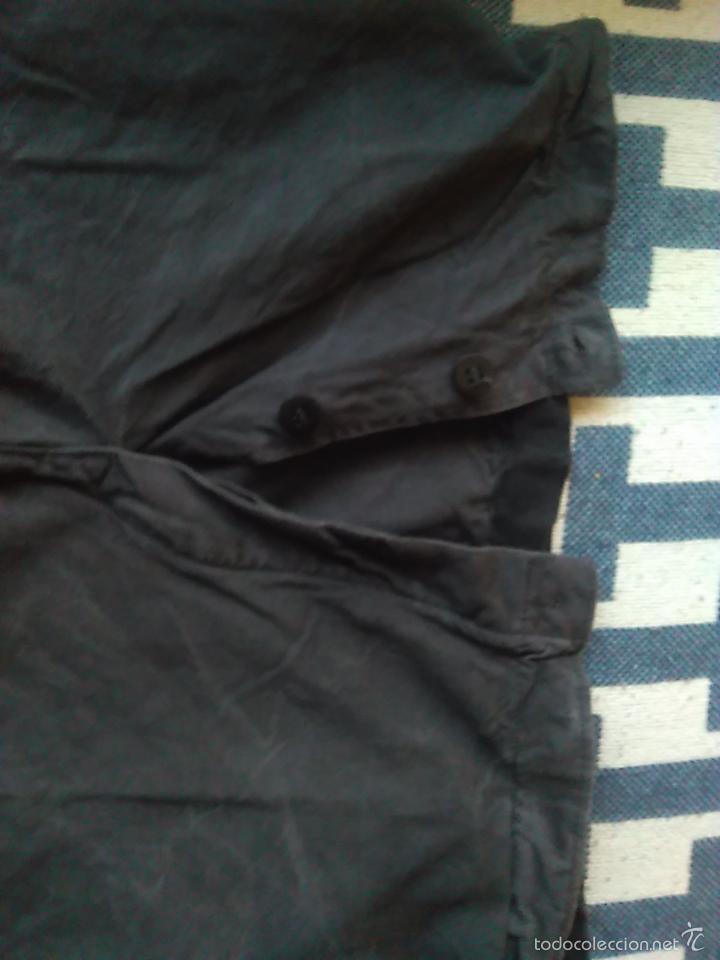Militaria: pantalón original de trabajo de Marina alemana bundesmarine talla xl - Foto 2 - 129976598