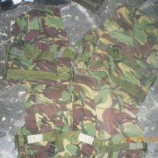 Militaria: LOTE 4 CHALECOS ANTIFRAGMENTACION BRITANICOS DPM. Lote 56575444