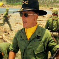 Militaria: UNIFORME TENIENTE CORONEL KILGORE APOCALYPSE NOW VIETNAM. NAPALM + MANIQUI. Lote 57961274