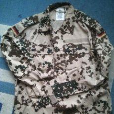 Militaria: CHAQUETA ORIGINAL DEL EJERCITO ALEMAN EN CAMUFLAJE DESERTICO. Lote 58195606