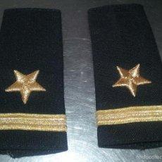 Militaria: USN. US NAVY. PAREJA DE MANGUITOS PARA HOMBRERAS DE UN ALFEREZ DE NAVIO. Lote 58218138