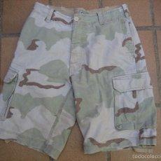 Militaria: PANTALÓN CAMUFLAJE EJÉRCITO AMERICANO. GUERRA DEL GOLFO II IRAK. Lote 58668106