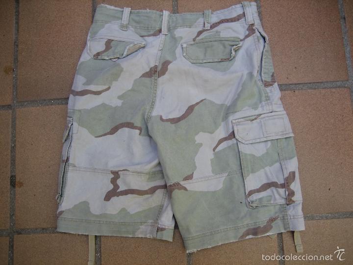 Militaria: Pantalón camuflaje ejército americano. Guerra del Golfo II Irak - Foto 3 - 58668106
