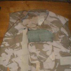 Militaria: CHALECO ANTIFRAGMENTACION BRITANICO CAMO DESSERT. Lote 61110843
