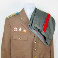 Militaria: UNIFORME OFICIAL EJÉRCITO HÚNGARO ÉPOCA COMUNISTA. GENERAL?. URSS. ORIGINAL.. Lote 61630800