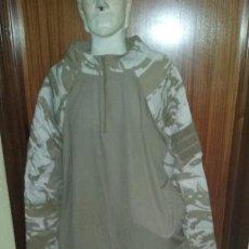 Militaria: EJERCITO BRITANICO. UNIFORME DE COMBATE DESIERTO. TALLA GRANDE.. Lote 64190779